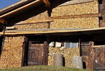 Perfect Firewood: Outside Storage